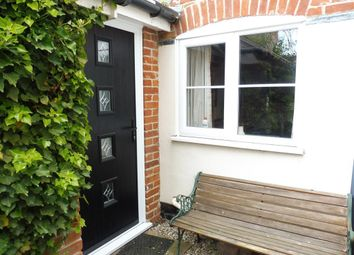 Thumbnail 2 bed end terrace house to rent in Station Terrace, Framlingham, Woodbridge