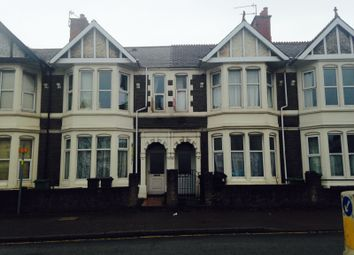 Thumbnail 2 bedroom flat to rent in Whitchurch Road, First Floor, Cardiff