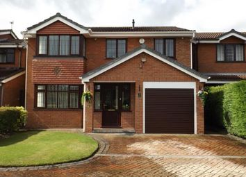 Thumbnail 5 bed detached house for sale in Rowan Drive, Essington, Wolverhampton, Staffordshire