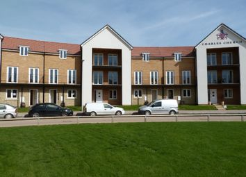 Thumbnail 4 bed town house to rent in Admiral Way, Exeter