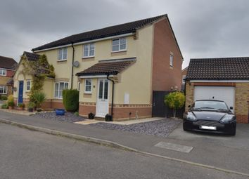 Thumbnail 3 bed semi-detached house for sale in Chapel Field, Gamlingay, Sandy, Cambridgeshire