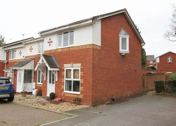 Thumbnail 3 bed end terrace house to rent in Excalibur Close, Exeter