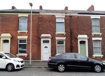 Thumbnail 2 bed terraced house for sale in Clematis Street, Blackburn