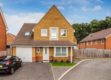 Thumbnail 5 bed detached house for sale in Wychwood Road, Crawley