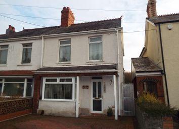 Thumbnail 3 bedroom semi-detached house for sale in 67 Gorwydd Road, Gowerton, Swansea