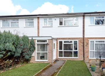 Thumbnail 3 bed terraced house for sale in Hartland Close, New Haw, Surrey