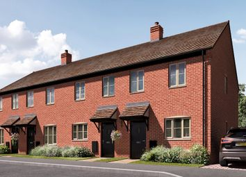 Thumbnail 2 bed semi-detached house for sale in Banbury Road, Southam, Warwick
