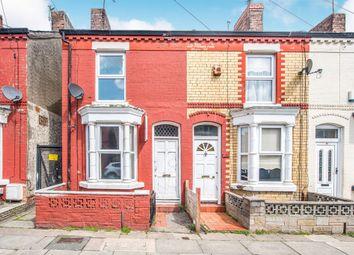 2 bed terraced house for sale in Bartlett Street, Wavertree, Liverpool L15