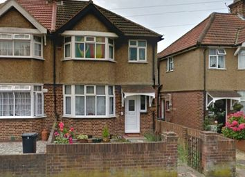 Thumbnail 3 bed semi-detached house to rent in The Vale, Heston, Hounslow