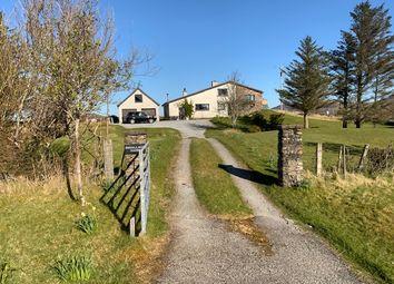 Resallach House, Elphin, Near Ullapool IV27. 4 bed detached house