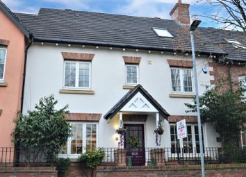 Thumbnail 3 bed mews house for sale in The Shambles, Knutsford