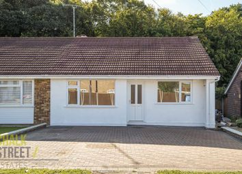 Thumbnail 3 bed semi-detached bungalow for sale in Woodland Avenue, Hutton, Shenfield