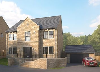 Thumbnail 4 bed detached house for sale in The Walton, Snelsins View, Cleckheaton