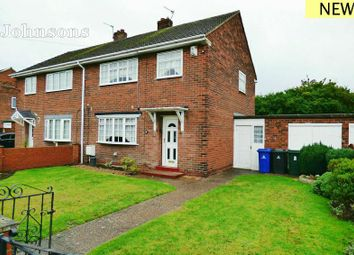 Thumbnail 3 bed semi-detached house for sale in Ingram Road, Dunscroft, Doncaster.