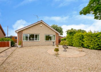Thumbnail 3 bed detached bungalow for sale in Long Walk, Retford