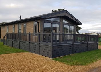 Thumbnail 3 bed lodge for sale in Beach View Holiday Park, Sizewell