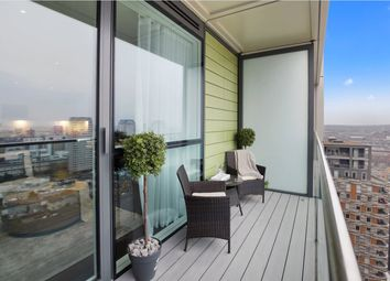 Thumbnail 2 bed property for sale in 41 Mastmaker Road, Salvor Tower, Millharbour, London