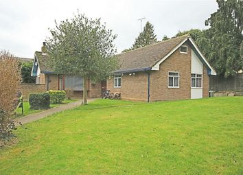 Thumbnail 3 bed detached bungalow for sale in Churchgate Street, Harlow, Essex