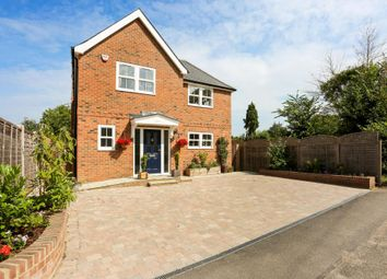 Thumbnail 4 bed detached house for sale in North Street, Winkfield, Windsor
