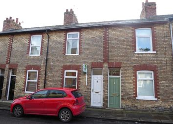 Thumbnail 2 bed terraced house to rent in Sutherland Street, York, North Yorkshire