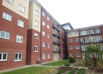 Thumbnail 2 bed flat to rent in Constantine House, New North Road, Exeter