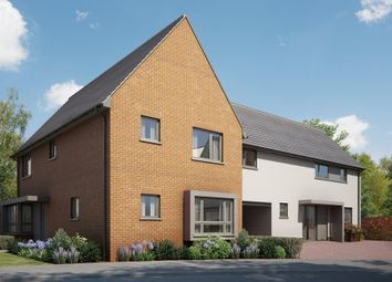 Thumbnail 2 bedroom semi-detached house for sale in Hempstead Road, Radwinter, Saffron Walden