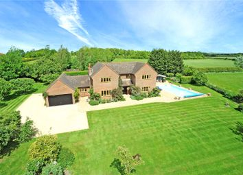Thumbnail 5 bed detached house for sale in Bicester Road, Kingswood, Aylesbury, Buckinghamshire