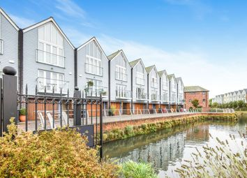 Thumbnail 2 bed property for sale in Canal Wharf, Chichester