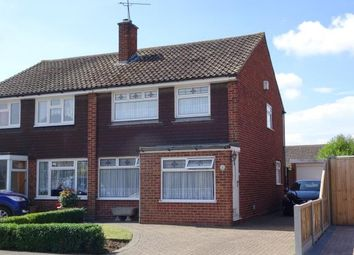 Thumbnail 3 bed semi-detached house for sale in Brisbane Avenue, Sittingbourne, Kent