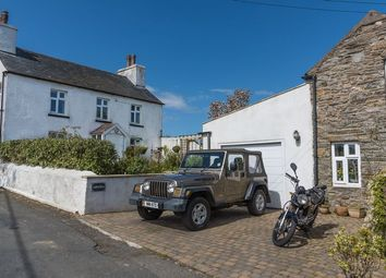 Thumbnail 2 bed detached house for sale in Manx Cottage With Annexe, Ballakilpheric, Colby