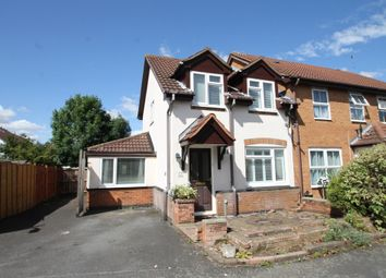 Thumbnail 3 bed end terrace house to rent in Radford Close, Atherstone