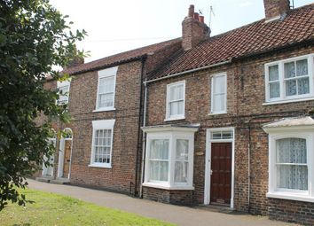Thumbnail 2 bed end terrace house for sale in Long Street, Easingwold, York
