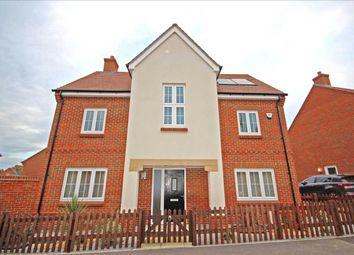 Thumbnail 4 bedroom detached house for sale in Savernake Way, Fair Oak, Eastleigh