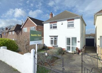 Thumbnail 3 bedroom detached house for sale in Stokes Avenue, Poole
