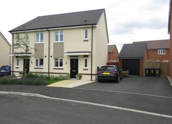 Thumbnail 3 bed detached house for sale in Edison Drive, Rugby