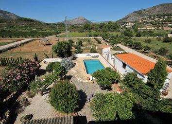 Thumbnail 2 bed finca for sale in Alcalali, Alicante, Spain