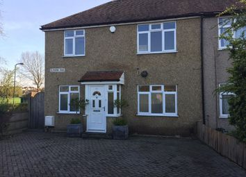 Thumbnail 2 bed semi-detached house to rent in Elthorne Road, London