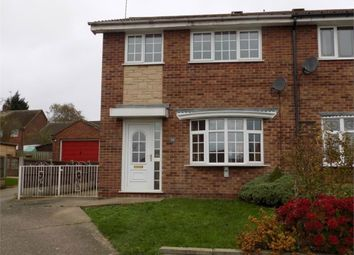 Thumbnail 3 bedroom semi-detached house to rent in Carnoustie, Worksop, Nottinghamshire