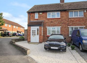 Thumbnail 3 bed semi-detached house for sale in Hodson Crescent, St Mary Cray, Kent