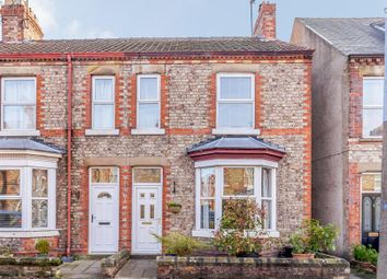 Thumbnail 3 bed end terrace house for sale in St Peter Street, Norton, Malton