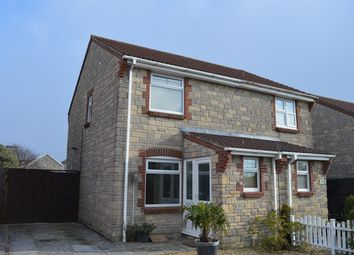 Thumbnail 2 bed semi-detached house to rent in Cwrt Y Cadno, Llantwit Major
