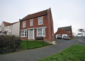 Thumbnail 5 bed detached house for sale in Chancel Way, Whitby