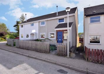 Thumbnail 3 bed semi-detached house for sale in Burnside Avenue, Aviemore