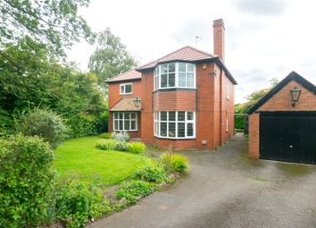 Thumbnail 5 bed detached house for sale in Belvedere Avenue, Alwoodley, Leeds, West Yorkshire