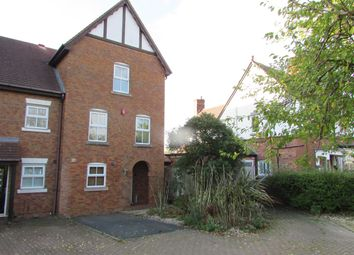 Thumbnail 5 bed town house to rent in Sandringham Court, Tamworth