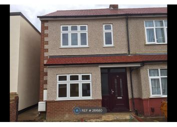 Thumbnail 3 bed end terrace house to rent in Edmund Road, Kent