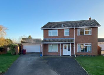 Thumbnail 4 bed detached house for sale in Pingley Meadow, Brigg