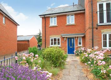 Thumbnail 3 bed end terrace house for sale in Godfrey Gardens, Chartham, Canterbury