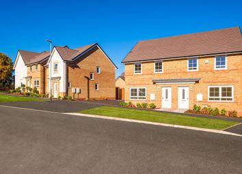 "Thumbnail 3 bedroom terraced house for sale in ""Folkestone"" at Waterloo Road, Hanley, Stoke-On-Trent"