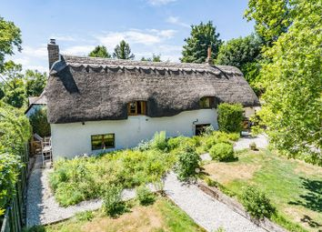 Thumbnail 3 bed cottage for sale in Stockbridge Road, Kings Somborne, Stockbridge